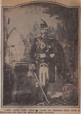 "Weird Fates of one or more ""Highland Chiefs"": Schooner Days DXXXIX (539)"