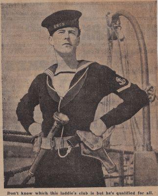 Yachtsmen at War: Schooner Days DLXVII (567)