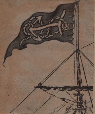 Fouled Anchor - Passing Hails. 1943: Schooner Days DLXX (570)
