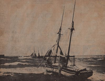 Wrecked at Oswego was the fate of many - How 'Albacore' Went: Schooner Days DLXXII ( 572)