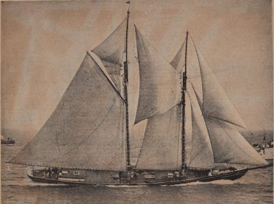 What's Become of the Bluenose?: Schooner Days DLXXVIII (578)