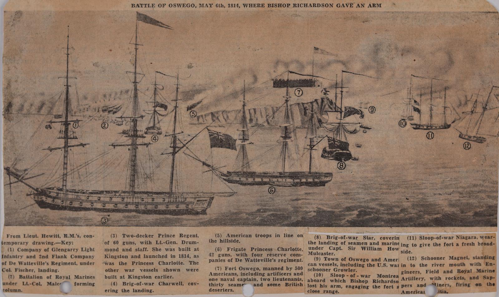 Seagoing Bishop Circuit Riding Pilot: Schooner Days DXCVII (597)