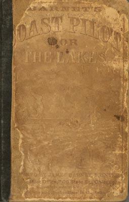 Barnet's Coast Pilot For The Lakes [4th ed.]