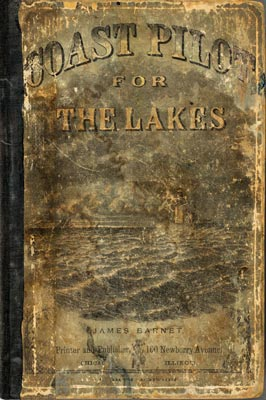 Barnet's New Coast Pilot For The Lakes [8th ed.]