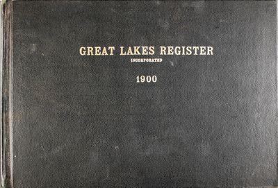 Great Lakes Register 1900