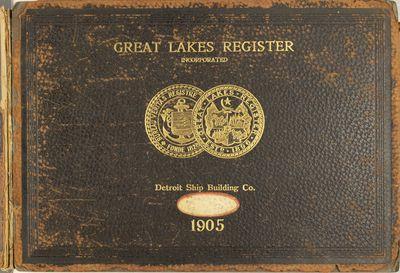Great Lakes Register 1905