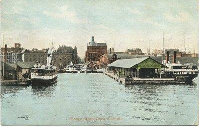 Yonge Street Dock, Toronto