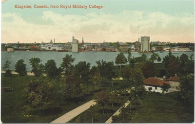 Kingston, Canada, from Royal Military College