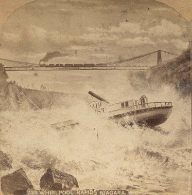Whirlpool Rapids, Niagara