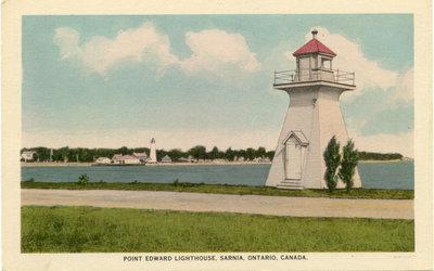 Point Edward Lighthouse, Sarnia, Ontario, Canada