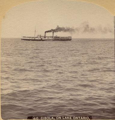 CIBOLA on Lake Ontario