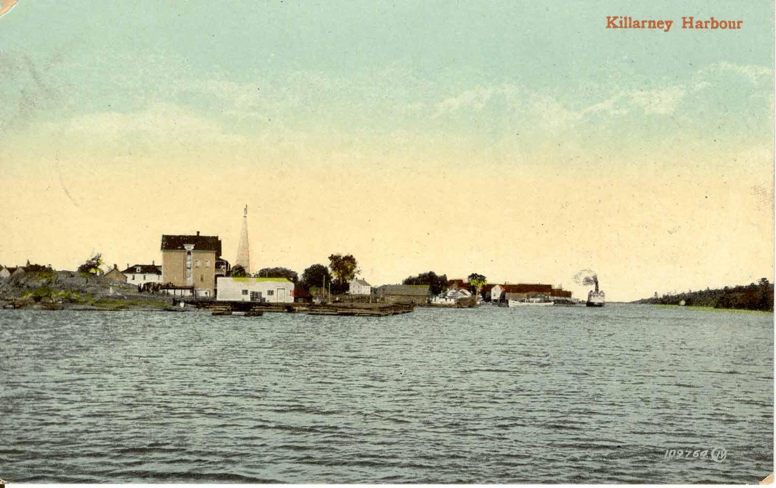 Killarney Harbour