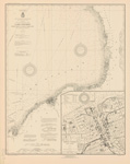 Lake Ontario Coast Chart No. 2. Stony Point to Little Sodus Bay. 1926