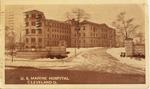 U. S. Marine Hospital Cleveland O.