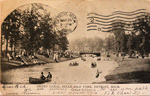 Grand Canal, Belle Isle Park, Detroit Mich