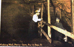 Wishing Well, Perry Cave, Put in Bay, O.