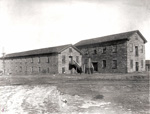 Goble shipyard buildings