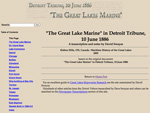 The Great Lake Marine