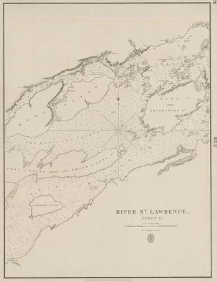 River St. Lawrence: sheet II [Howe/Grindstone Islands]