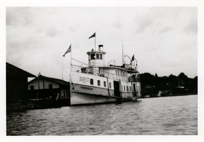 Steamboat MISSISQUOI