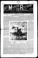 Marine Record (Cleveland, OH1883), June 9, 1883