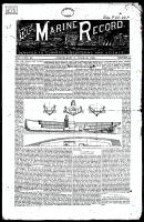 Marine Record (Cleveland, OH1883), June 30, 1883