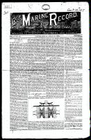 Marine Record (Cleveland, OH1883), July 12, 1883