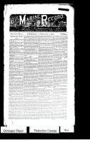 Marine Record (Cleveland, OH1883), February 4, 1886