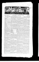Marine Record (Cleveland, OH1883), February 3, 1887