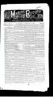 Marine Record (Cleveland, OH1883), February 10, 1887