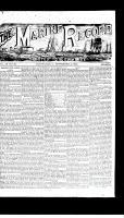 Marine Record (Cleveland, OH1883), November 17, 1887