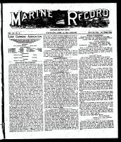 Marine Record (Cleveland, OH1883), April 22, 1897
