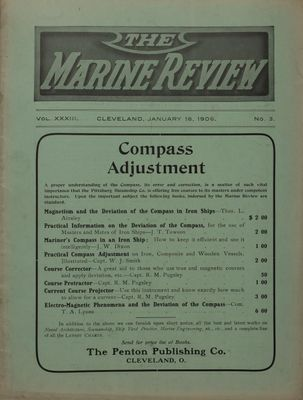 Marine Review (Cleveland, OH), 18 Jan 1906