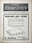Marine Review (Cleveland, OH), 31 Oct 1907