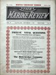 Marine Review (Cleveland, OH), 7 Nov 1907