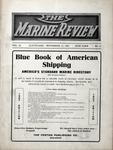 Marine Review (Cleveland, OH), 21 Nov 1907